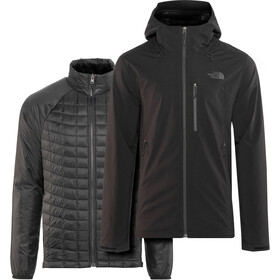 The North Face Tball Veste Triclimate Homme, tnf black/tnf black